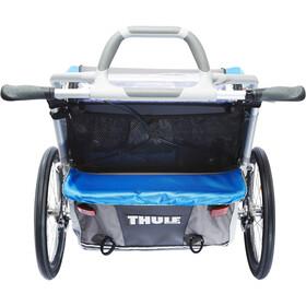 Thule Chariot CX2 Trailer blau